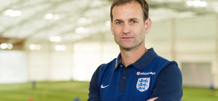 Ashworth has been with the FA since 2012