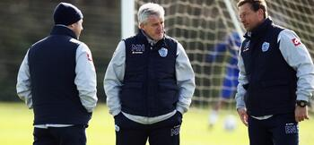 Mark Hughes: Same assistants, same results?