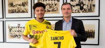 COMMENT: Sancho exit places black mark against Guardiola and City