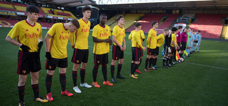 Watford's B team will comprise seasoned pros and promising youngsters