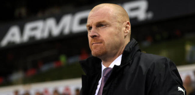 Dyche has recruited mainly from England during his five years at Burnley