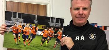 Luton ask season ticket holders to return refunds to Academy