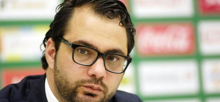 Victor Orta previously worked as a football journalist and agent