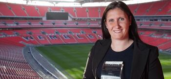 Dingley becomes first female Academy Manager in English football