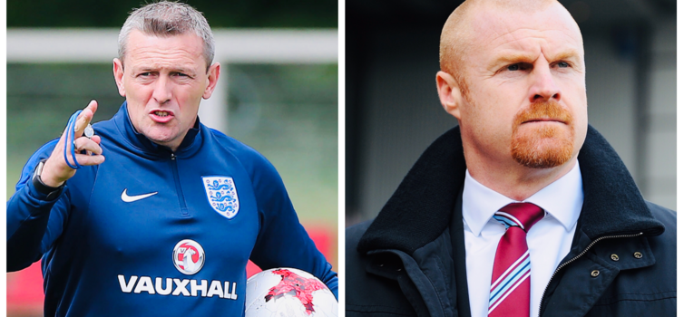 Boothroyd handed Dyche his first job in coaching