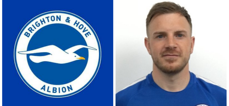 Hook has been with Brighton since 2010