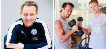 Paul Balsom: Why Leicester motto is 'lift heavy to get strong'