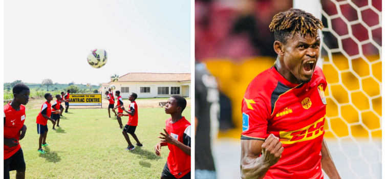 35 graduates of Right to Dream are currently playing pro football, including Godsway Donyoh