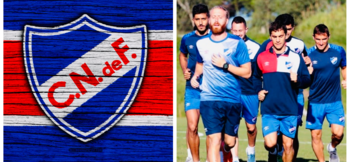 Nicolás Maidana: Behind the scenes at Club Nacional