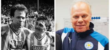 Leicester say goodbye to Academy legend Trevor Peake