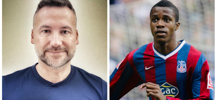 David Webb discovered Wilfried Zaha when he was playing for Whitehorse Wanderers