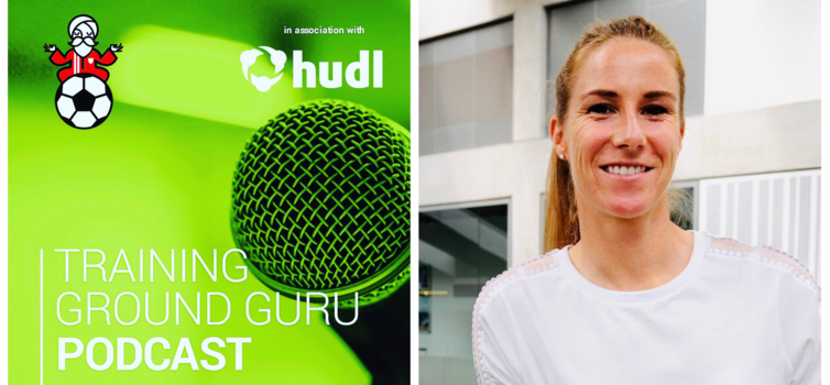 England and Man City keeper Karen Bardsley was one of the speakers at The Future Game webinar