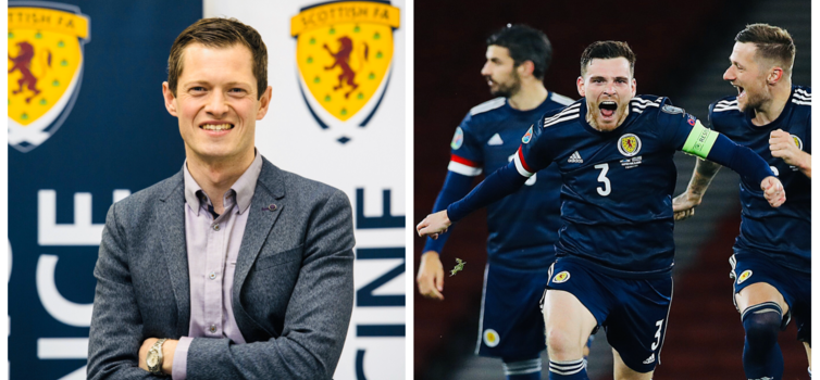 Graeme Jones has been Head of High Performance for the SFA since October 2017