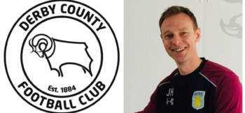 Hartley leaves Villa to become Head Physio at Derby
