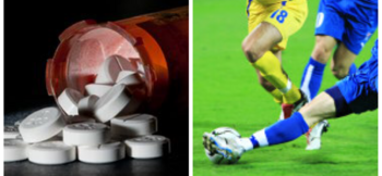 Painkillers pose 'bigger threat' to football than doping