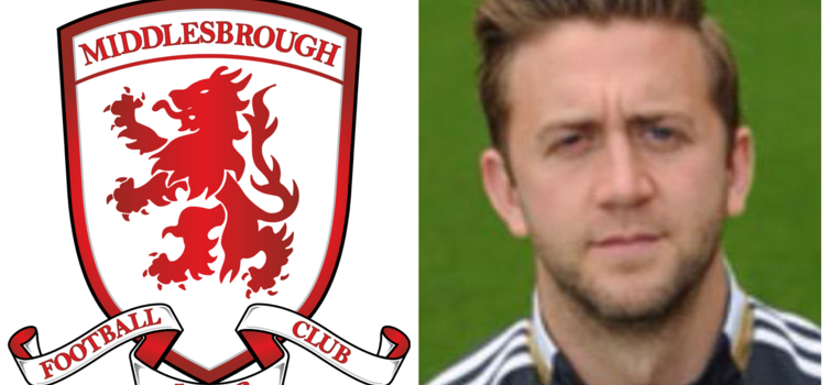 Kerr had been at Boro since June 2013