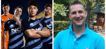 Coaching in Korea: 'Missile launches are part of life'