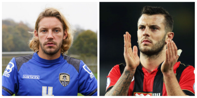 Alan Smith and Jack Wilshere feature in our top 10