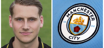 Manchester City recruit video analyst from sister club NAC Breda