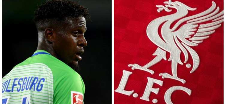Divock Origi is currently on loan at Wolfsburg