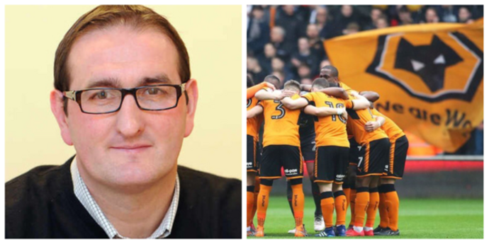 Thelwell is celebrating a decade at Wolves