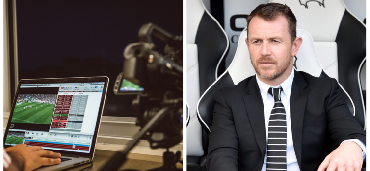 Gary Rowett is an advocate of tactical analysis and can code games himself using Hudl