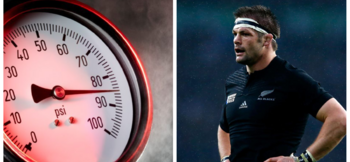 Red to blue: How the All Blacks perform under pressure