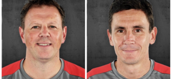 Lewin exits Arsenal after 23 years and is replaced by O'Driscoll