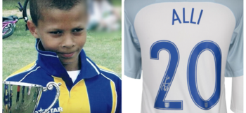 Dele Alli: From Milton Keynes to Moscow