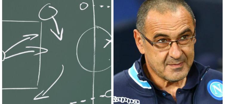 Training Ground Guru | Philosophy and tactics of Maurizio Sarri