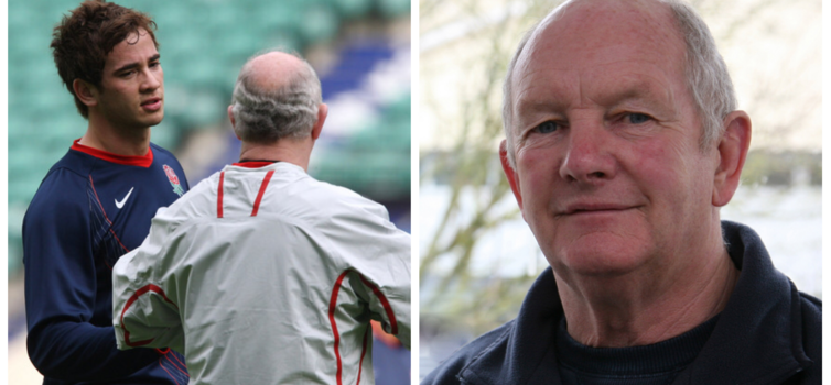 As RFU National Academy Manager, Brian Ashton helped develop players like Danny Cipriani