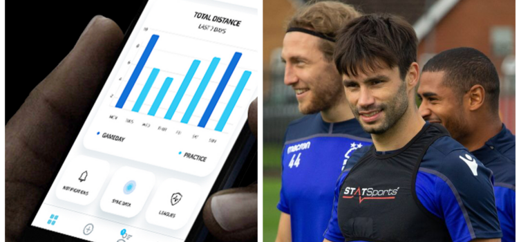 The Athlete Series enables players to monitor performance away from the club