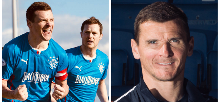 The former Rangers skipper was appointed by Dundee United in January