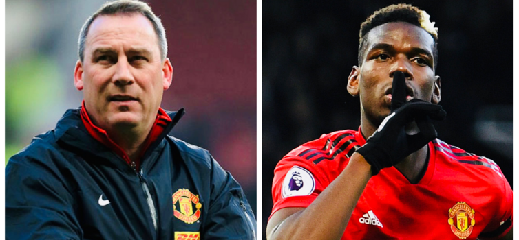 Meulensteen worked with Pogba at Manchester United