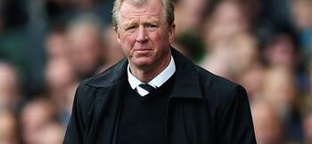 McClaren not in contention for Huddersfield role