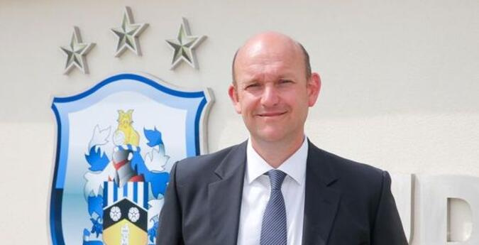 Weaver left Huddersfield at the start of August