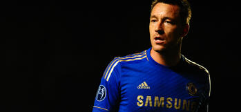What's it like to be coached by John Terry?