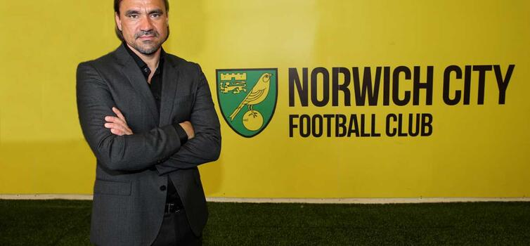 Farke has signed a two-year deal at Carrow Road