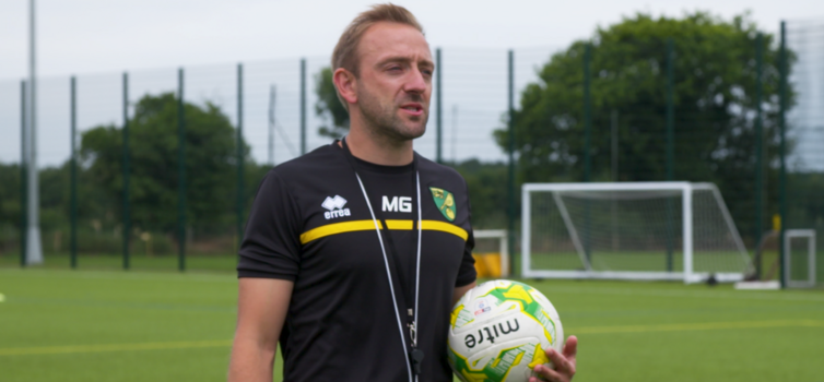 Gill has been Norwich U23 coach since last July