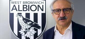 West Brom sack Hammond and replace him with Terraneo