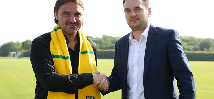 Webber appointed German Daniel Farke as the new Norwich head coach