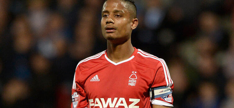 Mancienne joined Nottingham Forest after three years with Hamburg