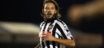 Alan Smith: Savouring life in League Two
