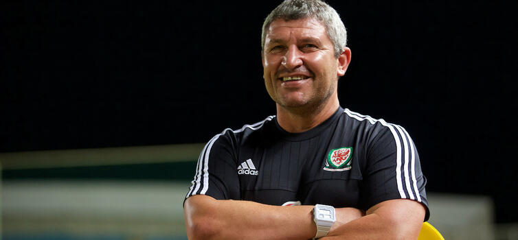 Roberts has been Wales Technical Director since 2007