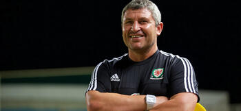 How departing Osian Roberts transformed football in Wales
