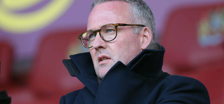 Lambert was in charge at Norwich for three years