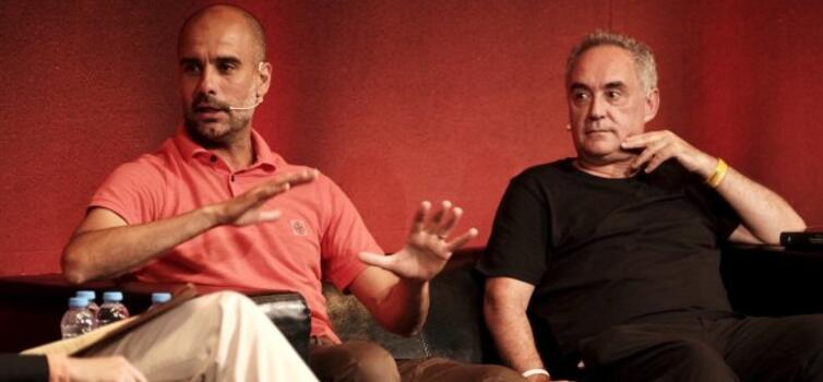 Guardiola got to know Adria during his time at Barcelona