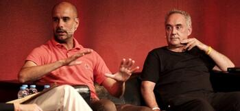 Guardiola: Geniuses who inspired me to think differently