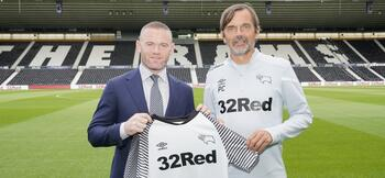 Quartet of coaches take over from Cocu at Derby