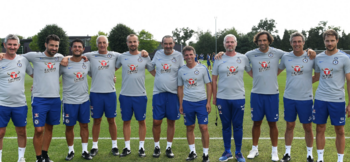 Sarri confirms Chelsea backroom staff